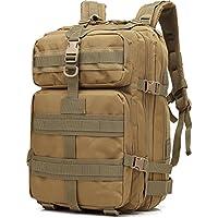 SEEKWAY 登山リュック 45L 大容量 大開口 バックパック 多機能バックパック アウトドア 登山用バッグ ハイキングバックパック 防水 旅行用 両肩かけ TB002