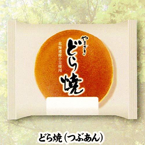 ヤマザキ どらやき どら焼 つぶあん 山崎製パン横浜工場 ×3個セット