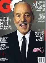 GQ [US] January 2013 (単号)