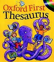 Oxford First Thesaurus 2002