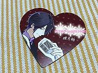 ツキウタ。 睦月始 アニメイト バレンタイン フェア 特典 ハート型 メッセージカード カード 複製サイン ツキプロ 睦月 始
