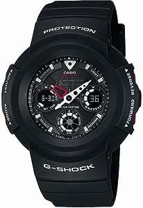 [カシオ]CASIO 腕時計 G-SHOCK ジーショック STANDARD The G COMBINATION タフソーラー 電波時計 AWG-500J-1AJF メンズ