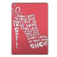iPad Air スキンシール apple アップル アイパッド A1474 A1475 A1476 タブレット tablet シール ステッカー ケース 保護シール 背面 人気 単品 おしゃれ 英語 おしゃれ LOVE 009425