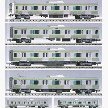 Nゲージ A4070 E231系500番台 山手線 基本6両セット