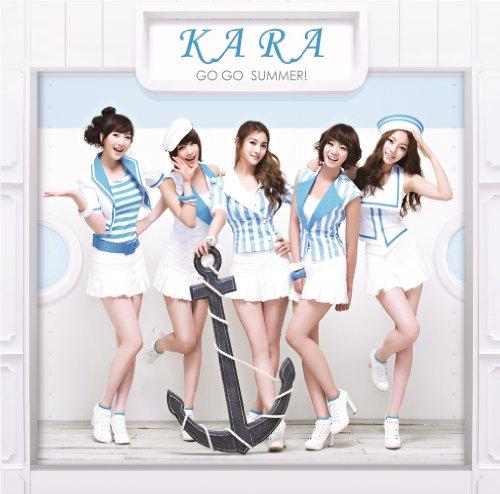 【GO GO サマー!/KARA】カラパラダンスが話題に!歌詞を紹介!YouTubeで動画チェック!の画像