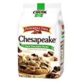ペパリッジファーム チェサピーク ダークチョコチャンク&ペーカンナッツクッキー 204g