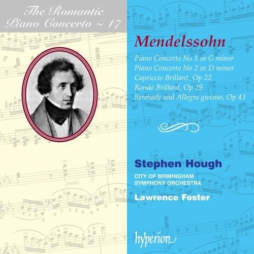 Piano Concerti 1 & 2 Capriccio Brilliant Rondo Bri