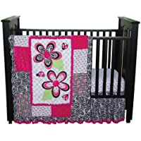 Trend Lab 3 Piece Crib Bedding Set, Zahara by Trend Lab [並行輸入品]