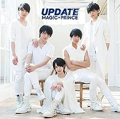 MAG!C☆PRINCE「UPDATE」のジャケット画像