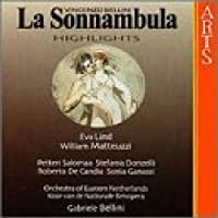 La Sonnambula (Highlights)