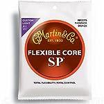 Martin アコースティックギター弦 SP FLEXIBLE CORE (92/8 Phospher Bronze) MFX-775 Custom Light .011-.052