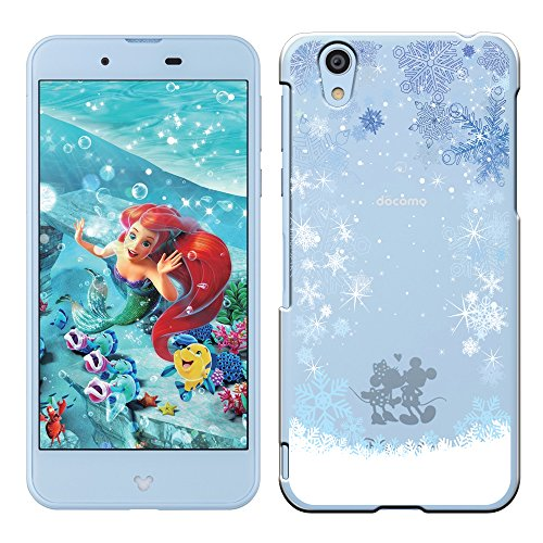 「Breeze-正規品」iPhone ・ スマホケース ポリカーボネイト [透明] ィズニーモバイル DM-01Jケース Disney Mobile on docomo DM-01J カバー ハードケース[DM-01J]