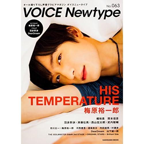 VOICE Newtype No.063 (カドカワムック 684)