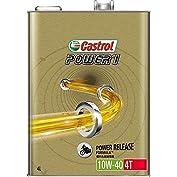 CASTROL(カストロール) エンジンオイル POWER1 4T 10W-40 MA 部分合成油 ...
