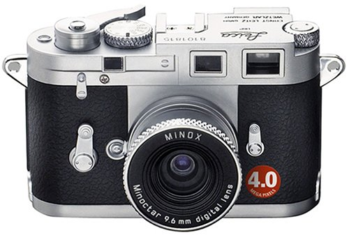 MINOX DCC Leica M3(4.0) デジタルカメラ ライカM3モデル 400万画素