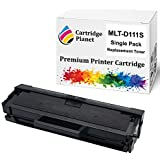 Cartridge Planet Compatible Toner Cartridge for Samsung MLT-D111S MLTD111S SU812A (1,000 Pages) for Samsung SLM2020 SLM2020W SLM2070 SLM2070FW