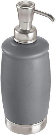 InterDesign York Soap Dispenser, Soap Pump Bottle