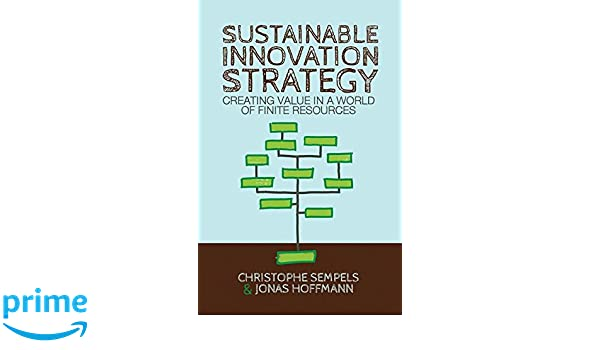 amazon sustainable innovation strategy creating value in a world