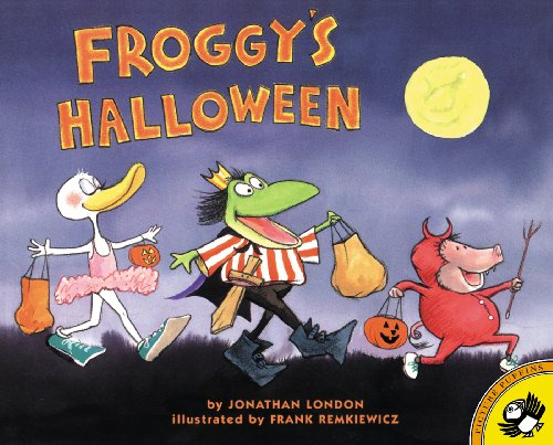 Froggy's Halloweenの詳細を見る