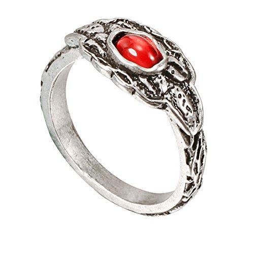 Hicus ダーク リング ソウル コスプレ 指輪 Solaire 生命の指輪 Dark Souls...