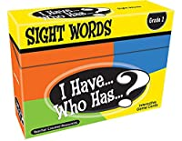 I Have Who Has Gr 2 Sight Words