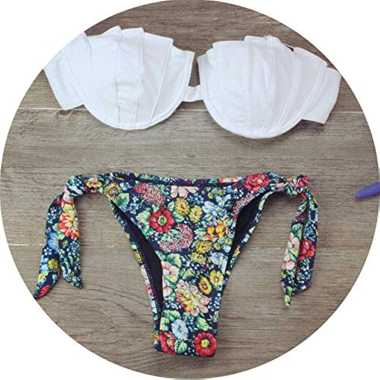 上下するタイル満足ビキニブラジルガールセクシーな女性水着入浴スーツ