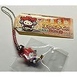 ハローキティ キティ ストラップ 根付 広島限定 お好み焼きバージョン Hello Kitty サンリオ sanrio はっぴぃえんど