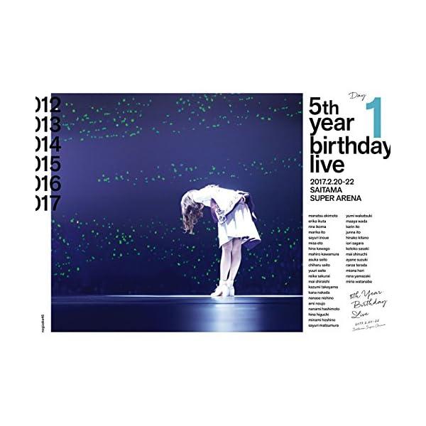 5th YEAR BIRTHDAY LIVE 2...の商品画像