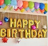 [MB04]誕生日おめでとう!を文字にしてみました...