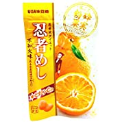 味覚糖 忍者めし 不知火味  20g×10個