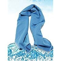 (インマン) INMAN スポーツタオル 速乾 軽量 超吸水 超冷感 熱中症対策 6色 (二層冷感設計)