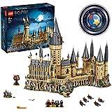 LEGO Harry Potter Hogwarts Castle 71043 Castle Model Building Kit with Harry Potter Figures Gryffindor, Hufflepuff, and More