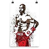 ロイジョーンズJr Boxingポスター 24 x 36