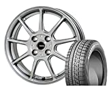 [195/50R16]BRIDGESTONE / BLIZZAK VRX スタッドレス [2/-][HOT STUFF / G.speed G01 (MSL) 16インチ] スタッドレス&ホイール4本セット ヴィッツ(130/90系 16インチ車)、ロードスター(ND系)