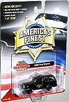 Racing Champions 1/64 1980 フォード ブロンコ ポリスカー Ford Bronco California Highway Patrol ハイウェイ パトロール ブラック