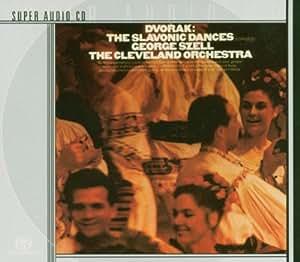 Dvorak;Slavonic Dances