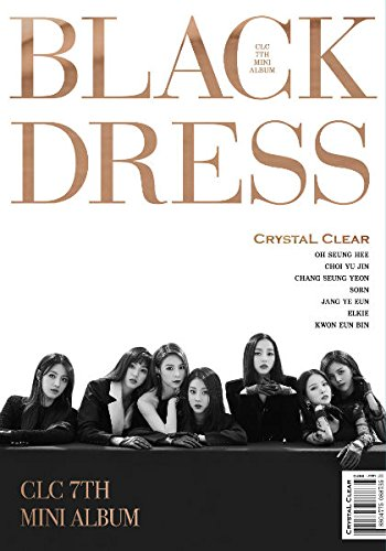 7th Mini Album: BLACK DRESS