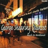 Back to Birdland by George Shearing (2001-07-24)