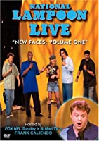 National Lampoon Live: New Faces 1 [DVD] [Import]