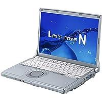【中古】 Let's note(レッツノート) N9 CF-N9KW5MDS / Core i5 520M(2.4GHz) / SSD:128GB / 12.1インチ