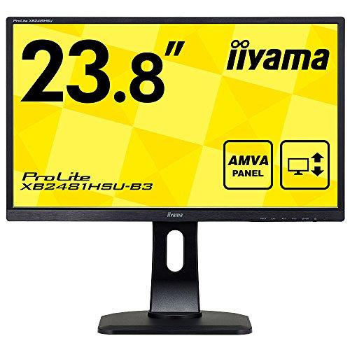 iiyama モニター ディスプレイ XB2481HSU-B...