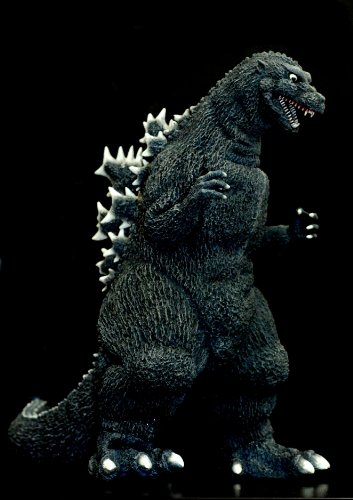 East treasure collection No. 23 Elasto-60th anniversary commemorative first Godzilla