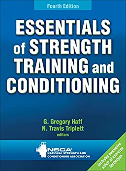 Essentials of Strength Training and Conditioning by [NSCA -National Strength & Conditioning Association]