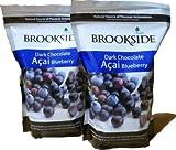 BROOKSIDE ブルックサイド ダークチョコレート アサイ-ブルーベリー907g2袋