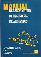 Manual de Laboratorio de Ingeneria de Alimentos
