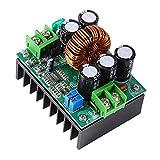 Homyl 昇圧 変換 DC 8V-60V〜12V-80V 電源モジュール ステップアップ 1200W 20A