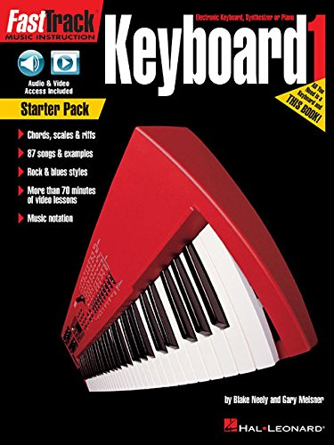 Fasttrack Keyboard - Starter P...