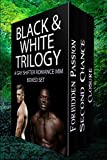 Black & White Trilogy (a Gay Shifter Gay Romance MM Boxed Set)