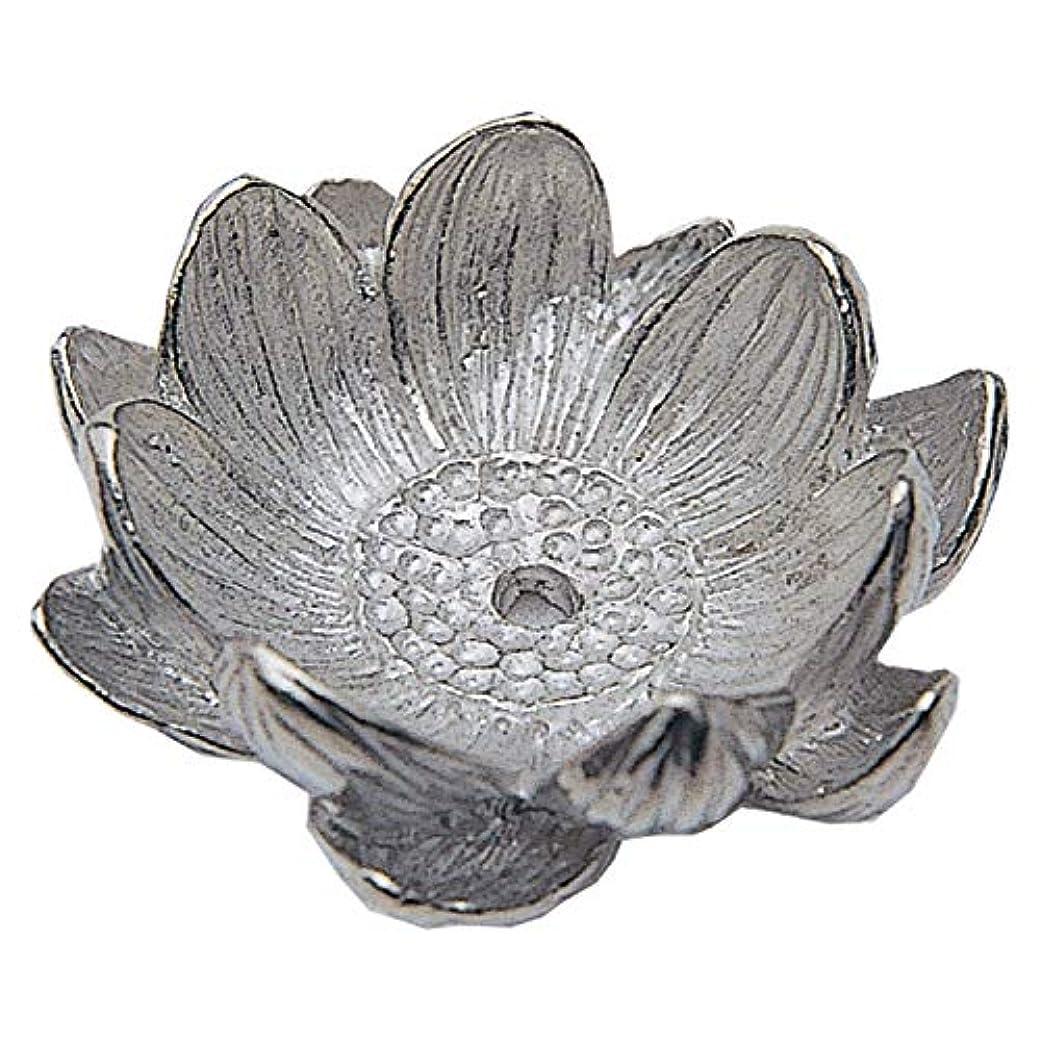 引くハンドブック導体蓮の花びら 香立