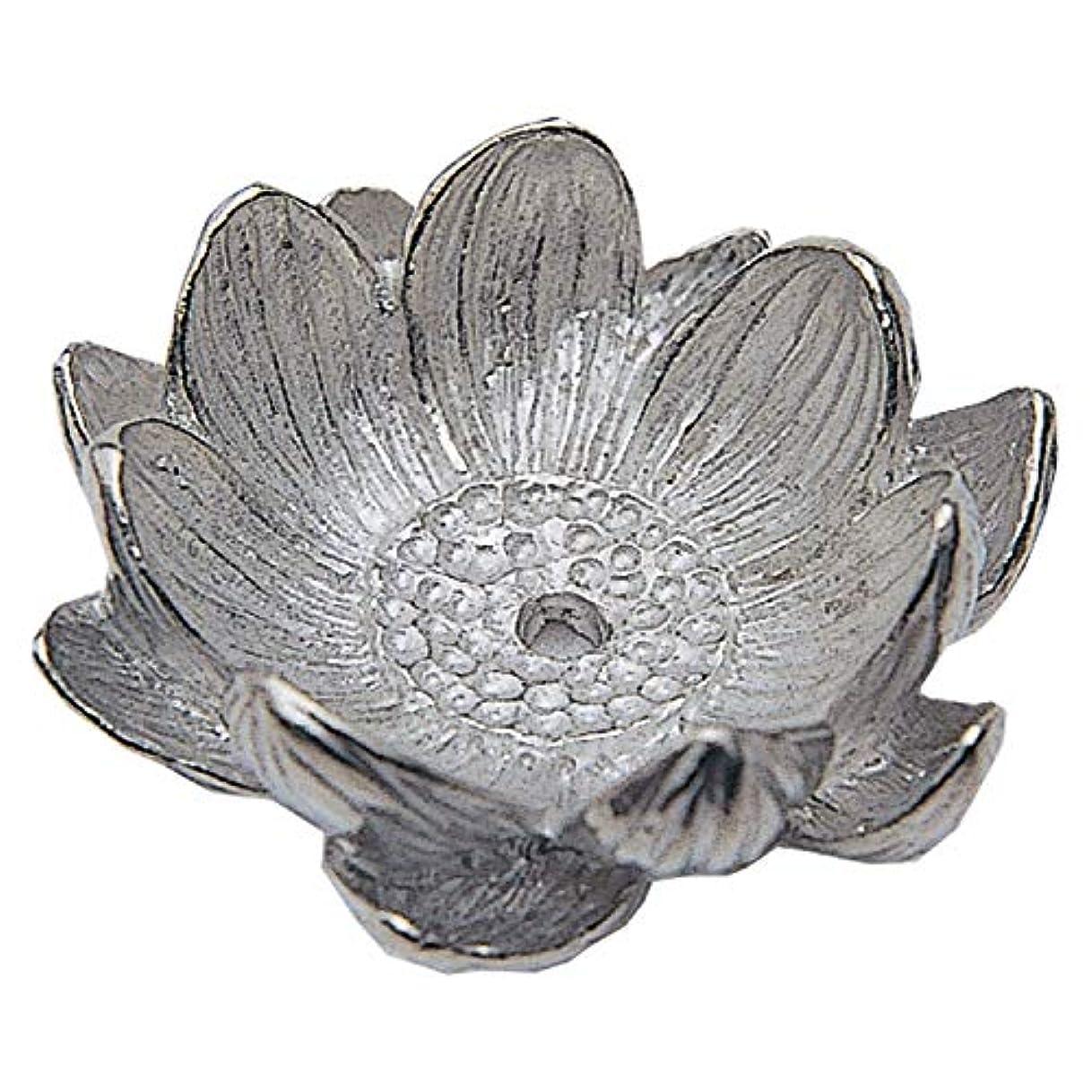 バリアかご望む蓮の花びら 香立